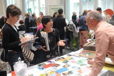 Allereerste Leesbuffet In Brussel: Ook Lettererf was erbij