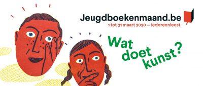 Boekentips Jeugdboekenmaand online