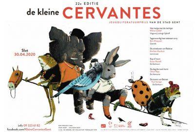 De schaduwen van Radovar wint De kleine Cervantes