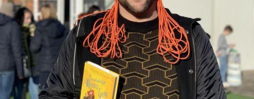 Rien Deleu is nieuwe Beste Boekenmeester