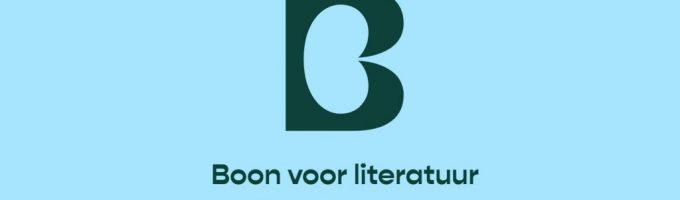Boon: de nieuwe literaire onderscheiding, ook voor jeugdliteratuur