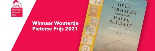 Woutertje Pieterse Prijs voor Lindelauf en Volbeda. Lessuggesties bij alle genomineerde boeken.
